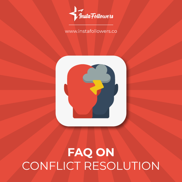 faq on conflict resolution