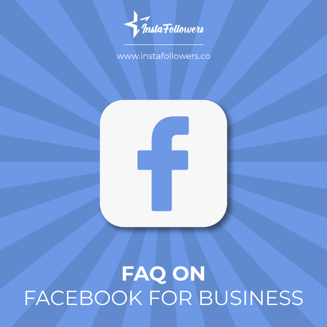 faq on facebook for business