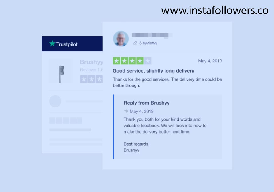 flagged reviews on trustpilot