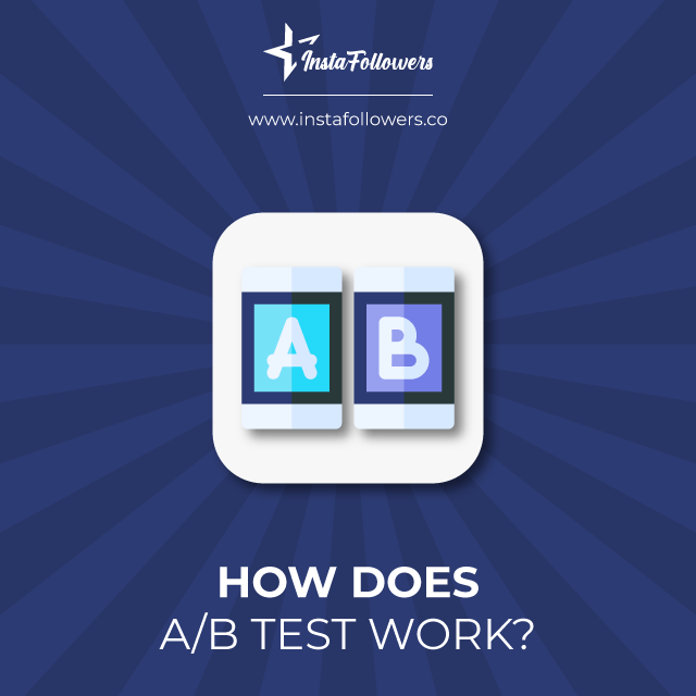 how does ab test work