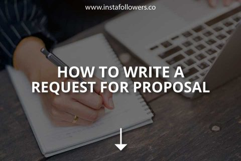 How to Write a Request for Proposal