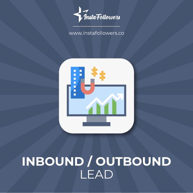 inbound outbound lead
