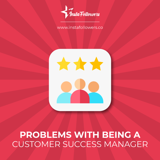 problems with being a customer success manager