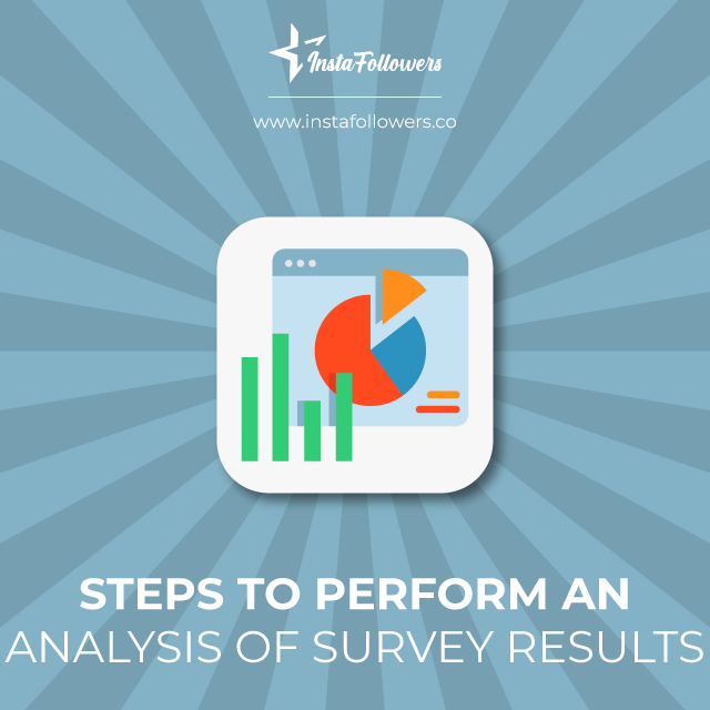 steps to analyze survey data