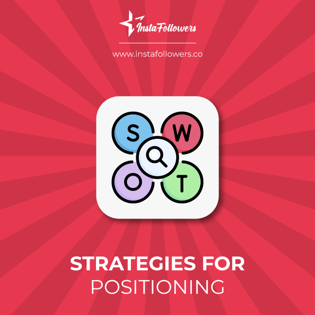 strategies for positioning
