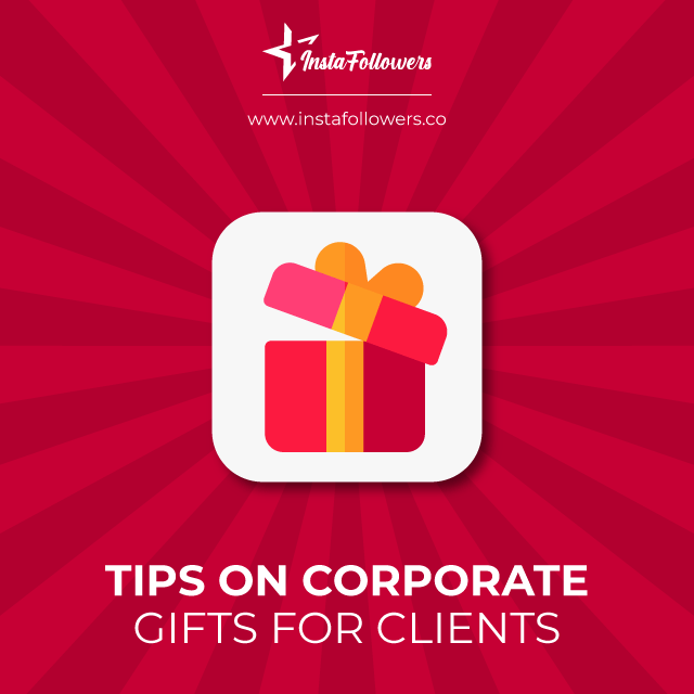 tips on corporate gifts for clients