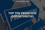 Top Ten Franchise Opportunities
