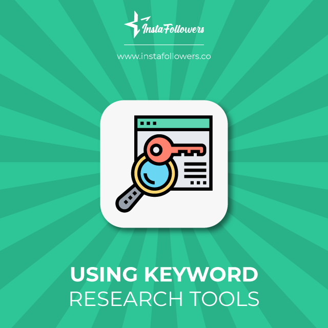 using keyword research tools