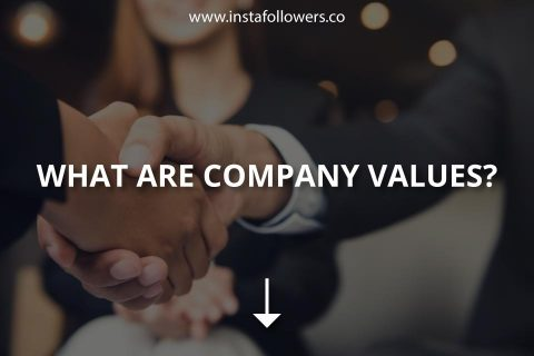 What Are Company Values?