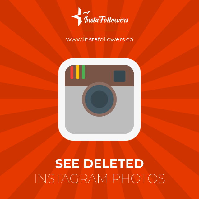 see deleted instagram photos