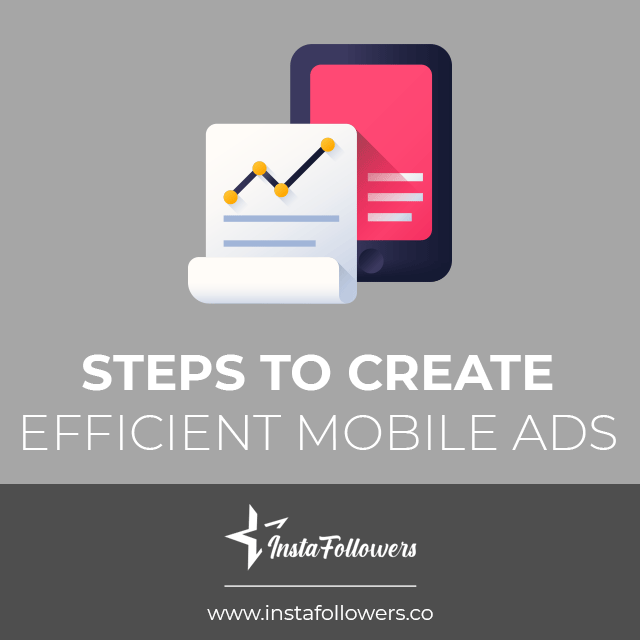 steps to create mobile ads