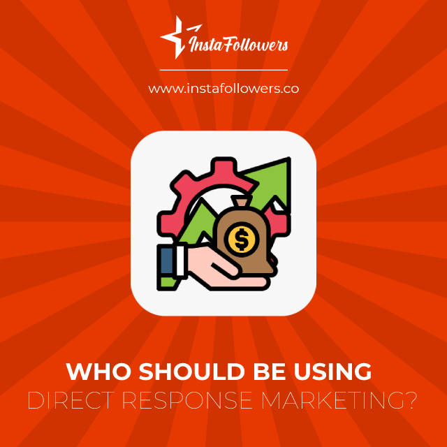 who should be using direct response marketing