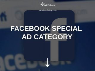 Facebook Special Ad Category
