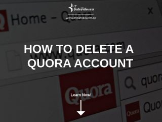 How to Delete a Quora Account