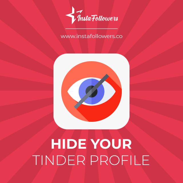 hide your tinder profile