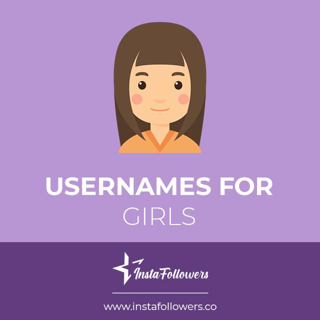 ig usernames for girls