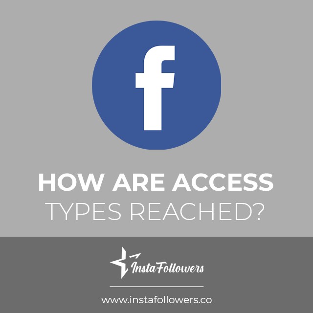 access types on facebook