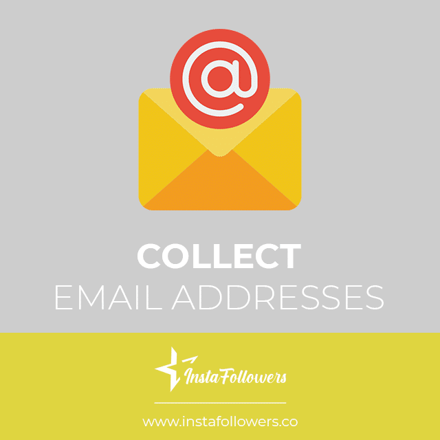 collect mail addresses
