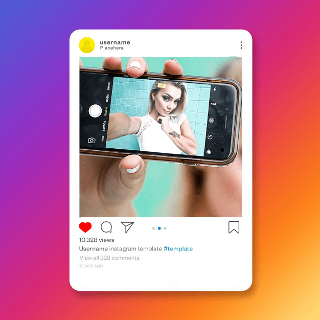 influencer content example