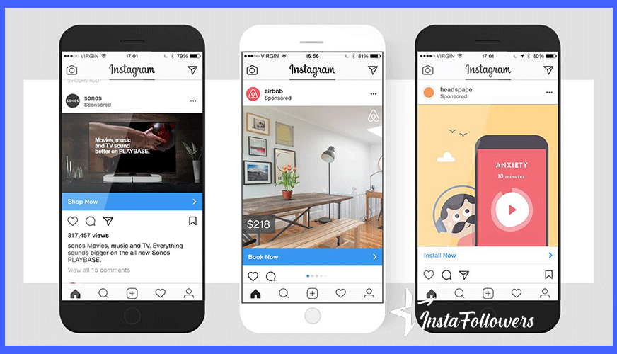 use ads to get more instagram followers