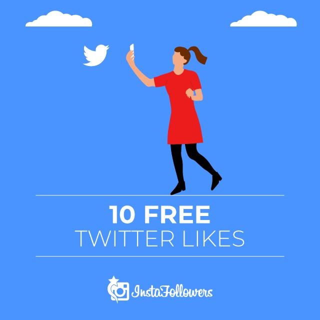 10 Free Twitter Likes