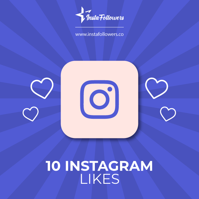 10 Instagram Likes