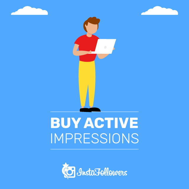 Buy Active Impressions