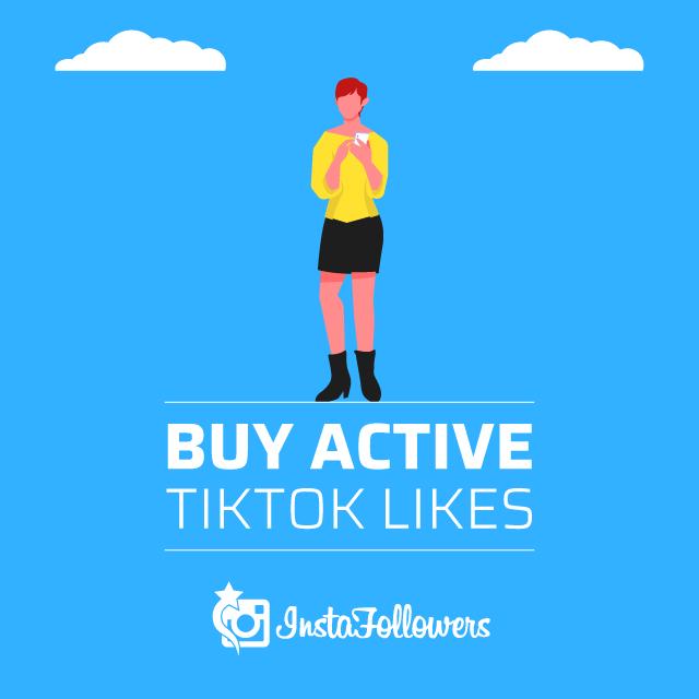 buy active tiktok likes