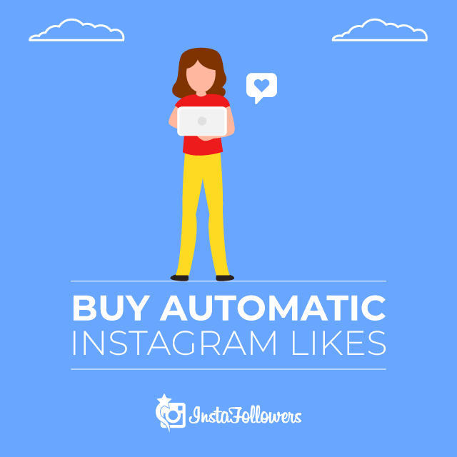 Automatic Instagram Likes with PayPal - InstaFollowers