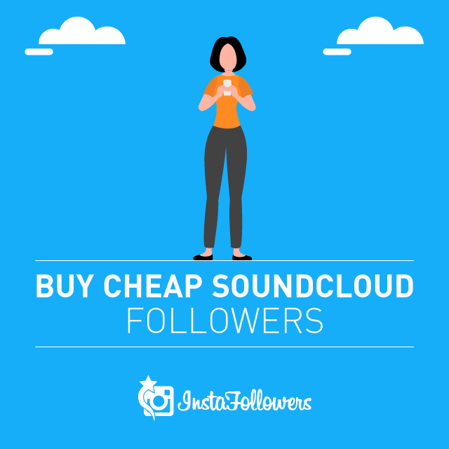 Buy Cheap Soundcloud Followers