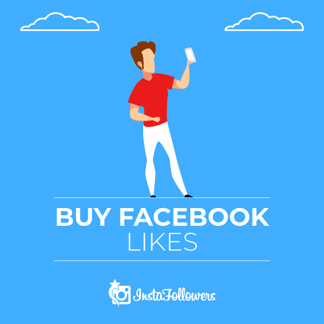 Buy Facebook Likes 100% Active and Real $1.89 - InstaFollowers