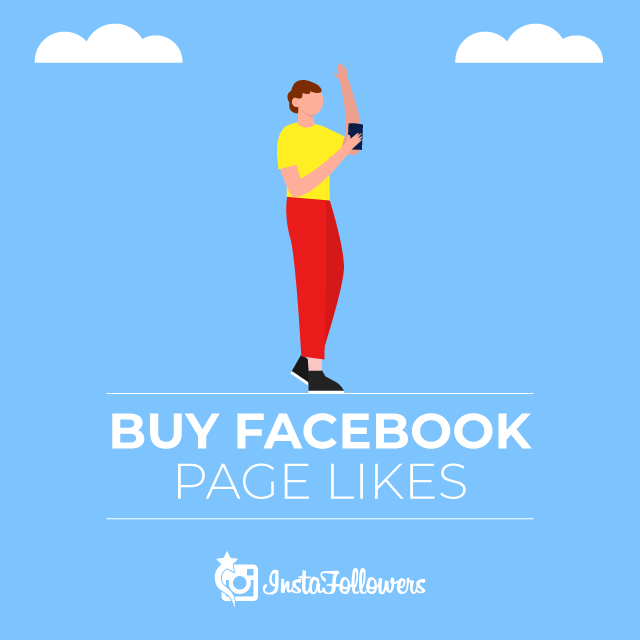 Buy Facebook Page Likes 100% Active and Real $5.10 - InstaFollowers