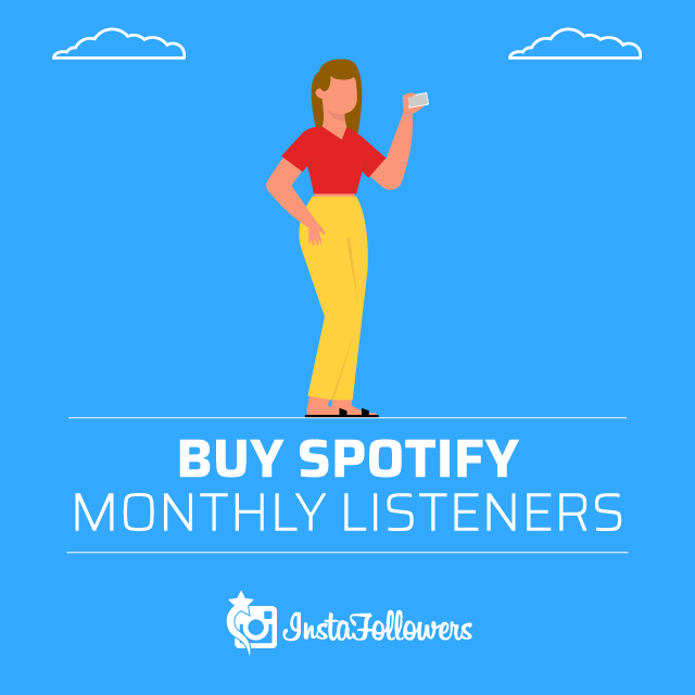Buy Spotify Monthly Listeners - Active