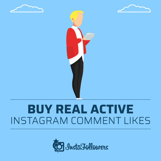 buy real active instagram comment likes