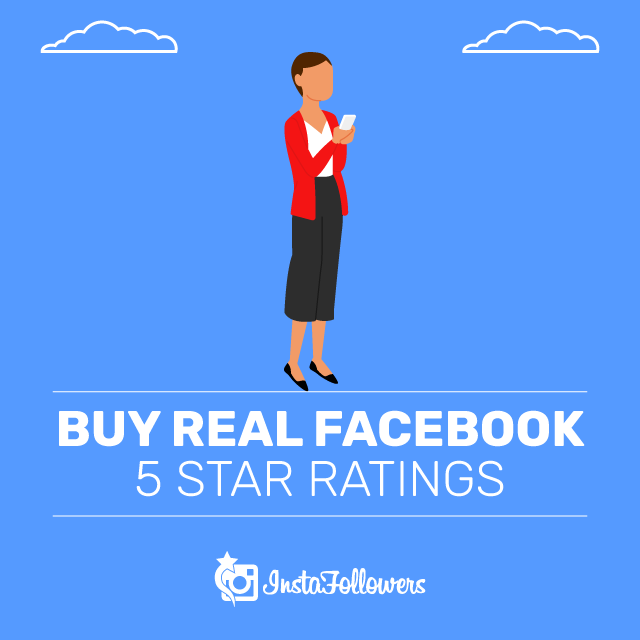 buy real facebook 5 star ratings