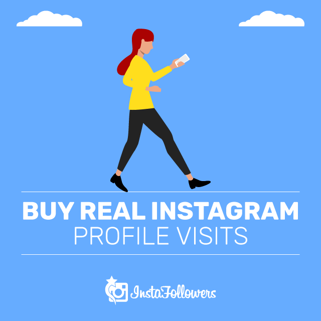 Buy Real Instagram Profile Visits