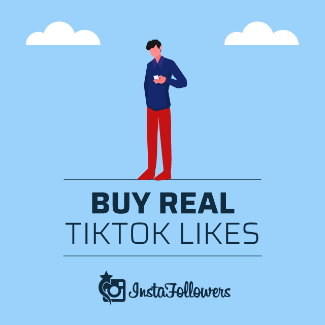 buy real tiktok likes