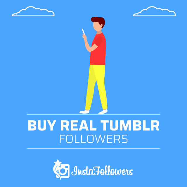 Buy Real Tumblr Followers
