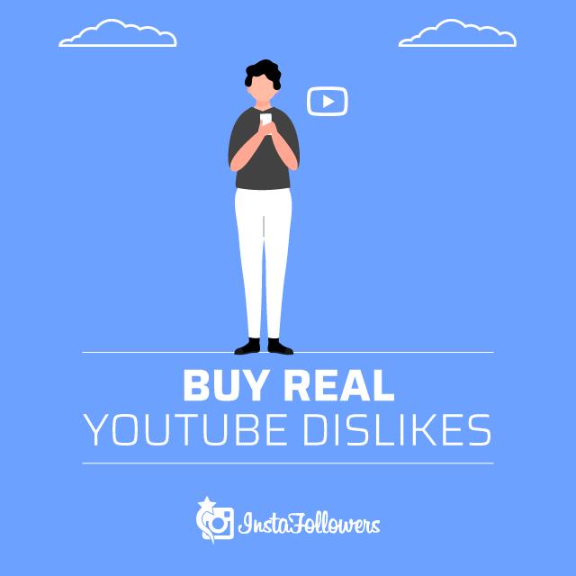 buy real youtube dislikes