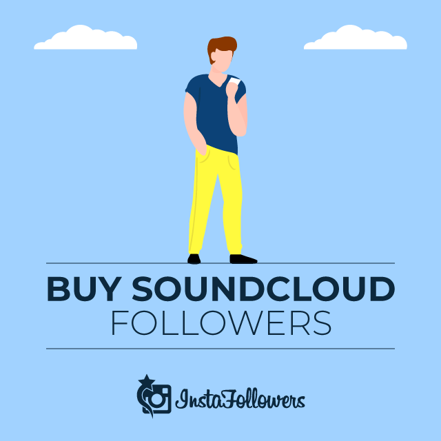 Buy SoundCloud Followers - 100% Real & Active