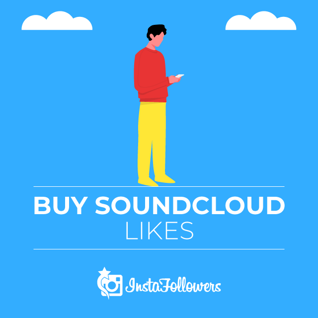 Buy SoundCloud Likes with PayPal - 100% Safe & Real,Cheap
