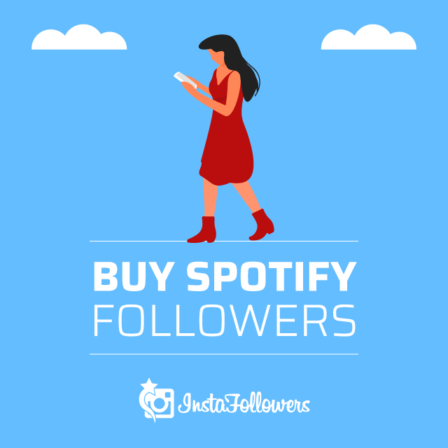 Buy Spotify Followers & Real