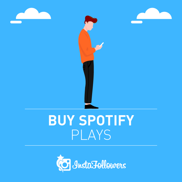 Buy Spotify Plays - %100 Real & Cheap