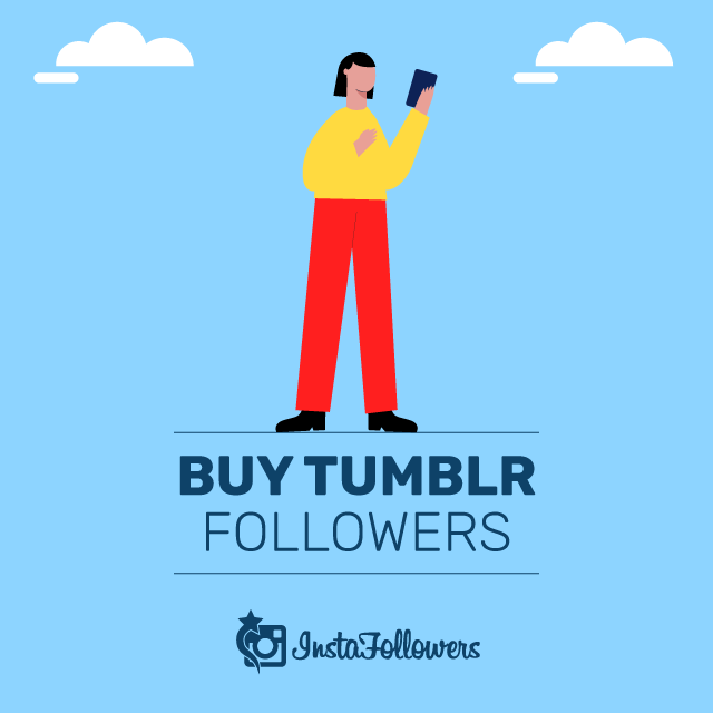 Buy Tumblr Followers & Real Fans