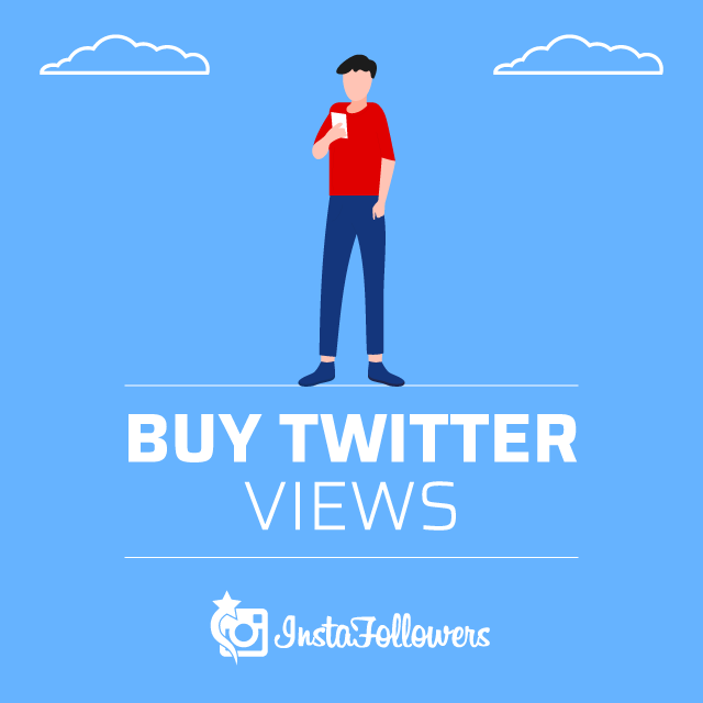 Buy Twitter Views with PayPal - Real & Active | Instafollowers