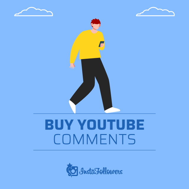 Buy YouTube Comments 100% Active & Real $4.41 - InstaFollowers