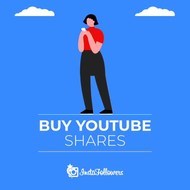 Buy YouTube Shares 100% Active and Real $2.25 - InstaFollowers