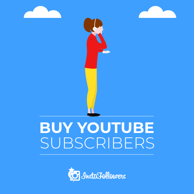 Buy YouTube Subscribers - 100% Real & Active - Cheap Subscribers