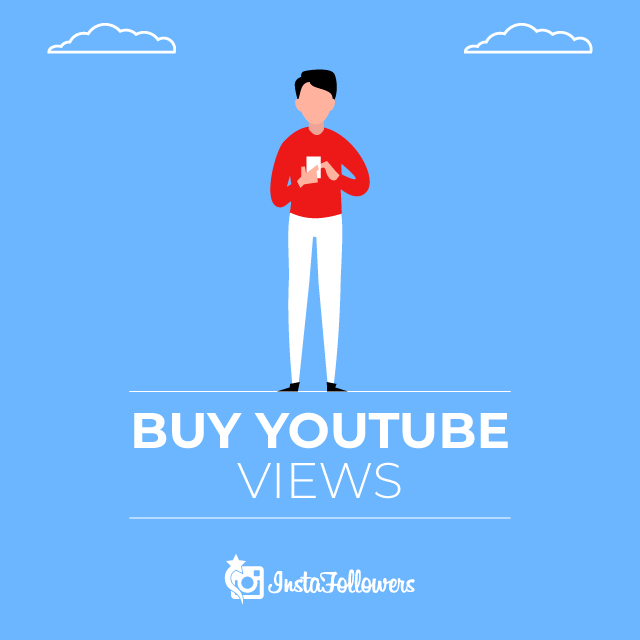 Buy YouTube Views 100% Active and Real $1.39 - InstaFollowers