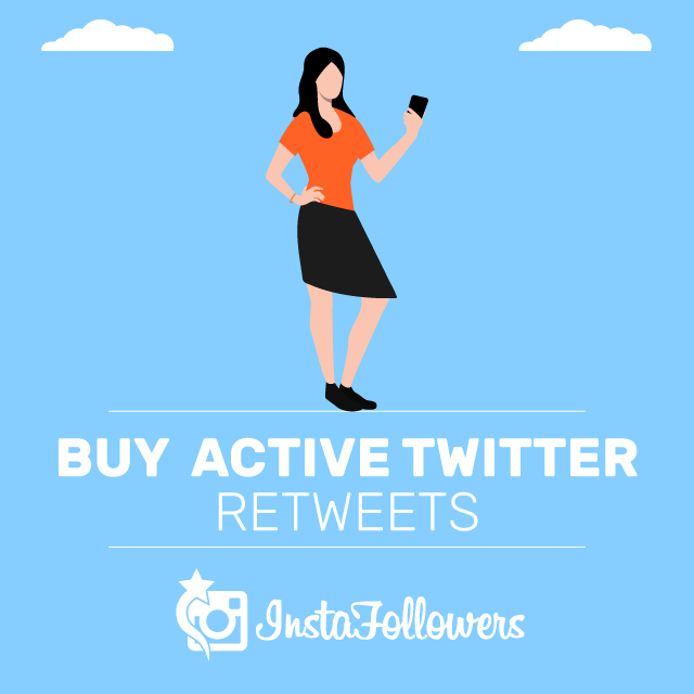 Buy Active Twitter Retweets